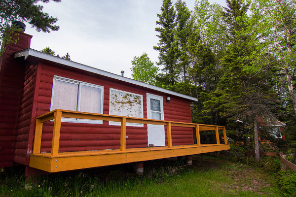 Book breezy point 1 bedroom cabin duluth minnesota all for Lake cabins for rent in massachusetts
