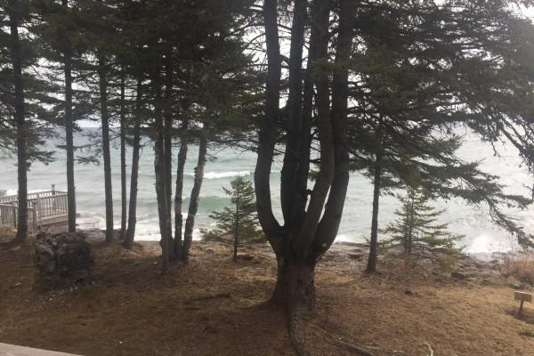 Stonegate Cabin Lake Views