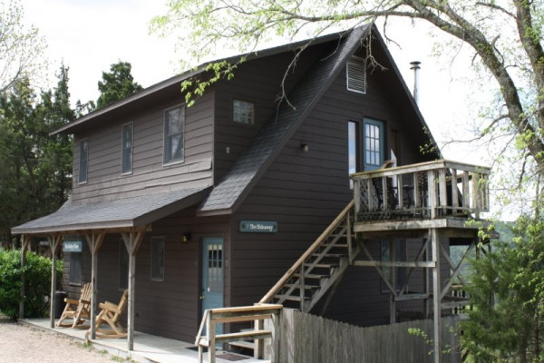 Book hideaway eureka springs arkansas all cabins for Cabine eureka ca