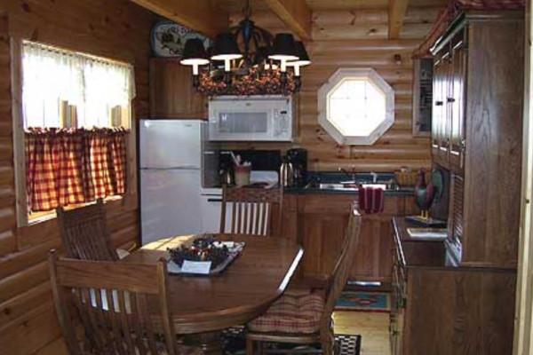 The Faith Room - Full Kitchen