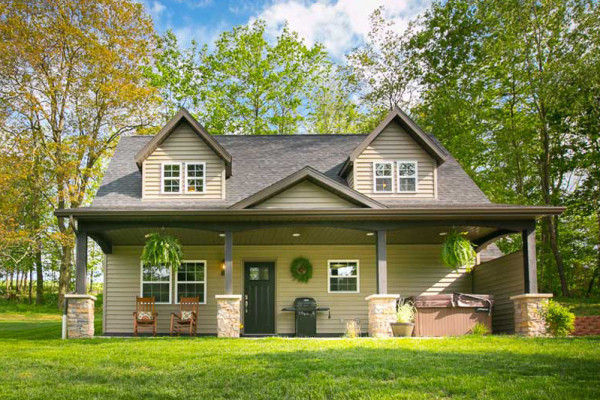 Amish Country Ohio Cabin Rentals Getaways All Cabins