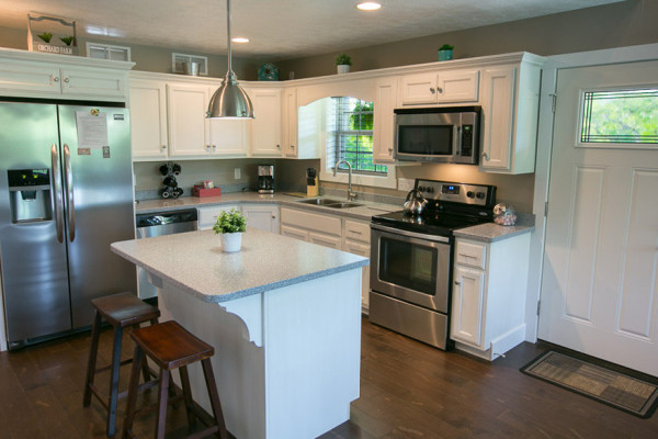 Briarwood Cabin - Kitchen