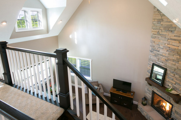 Briarwood Cabin Living Room
