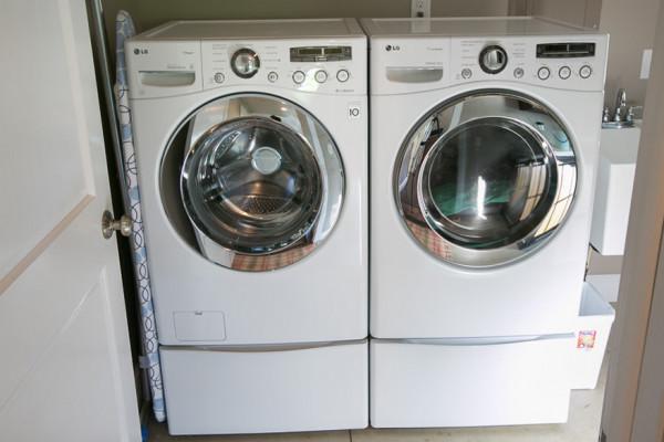 Briarwood Cabin - Wash Room