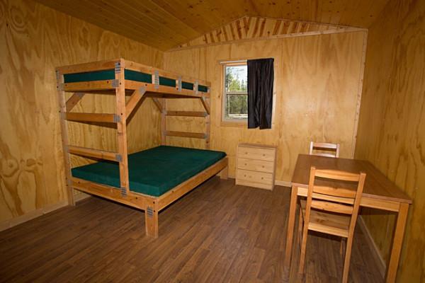 Beds  Baths Cabins