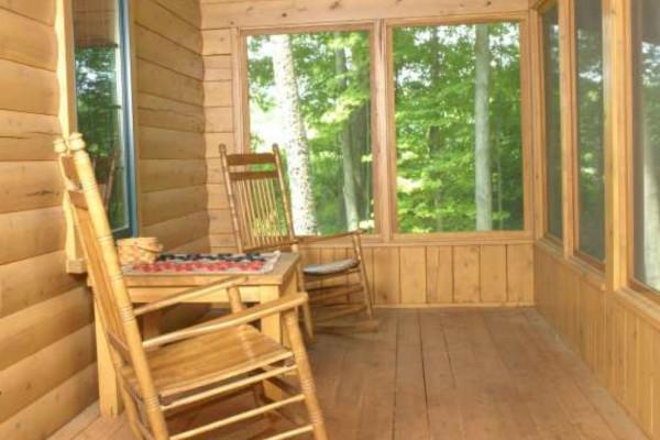 Cherry Blossom Cabin