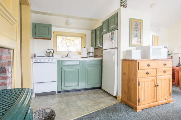 Top Sail Cottage Kitchen