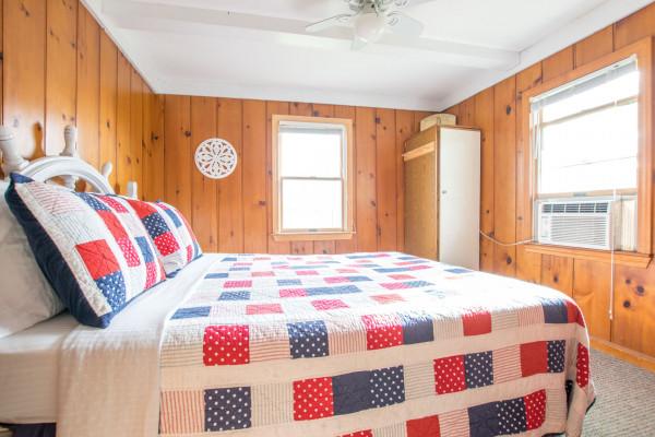 Pilot House Bedroom