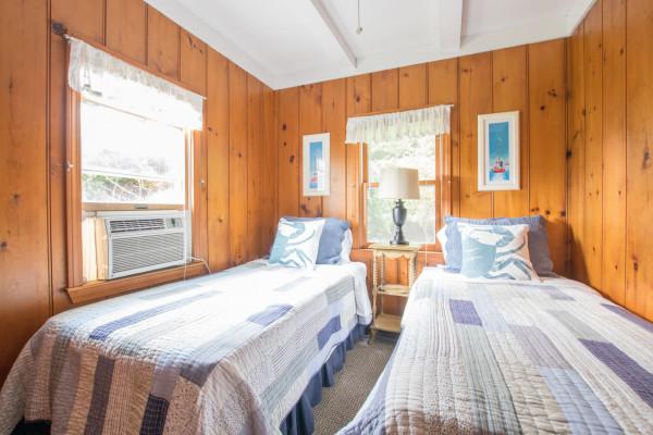 Pilot House Twin Bedroom