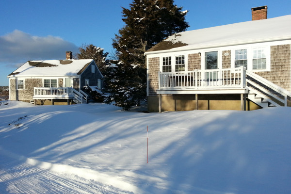 Chatham Seaside Cottages Winter