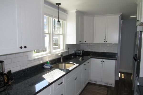 Helena Rubenstein Cottage Kitchen