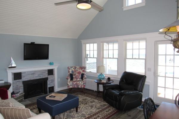 Helena Rubenstein Cottage  Living Room