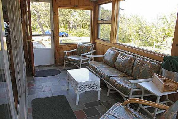 Carpe Diem Cottage Sun Porch