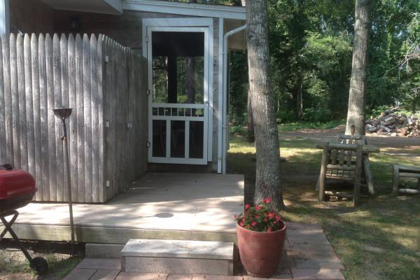 Cabin 12 Entrance