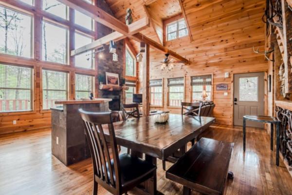 Elation Cabin - Kitchen
