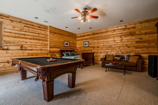Just For 2 - Game Room