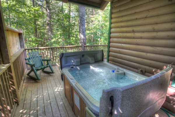 Escape - Hot Tub