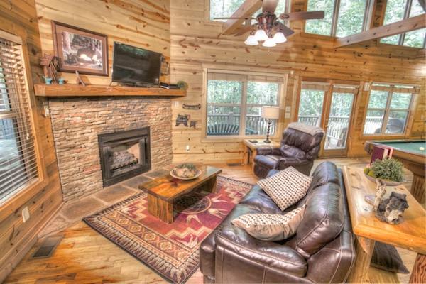 Escape - Living Room