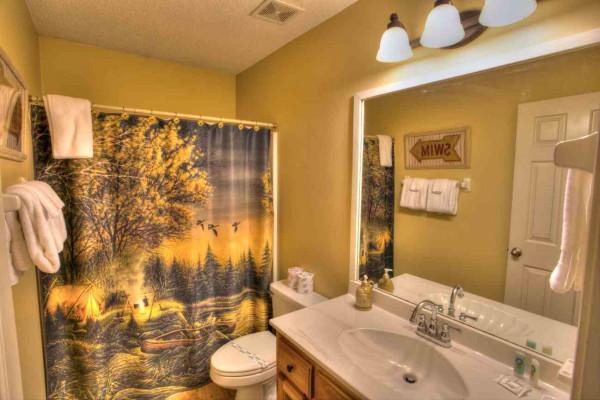 Moose Hollow - Bathroom 1