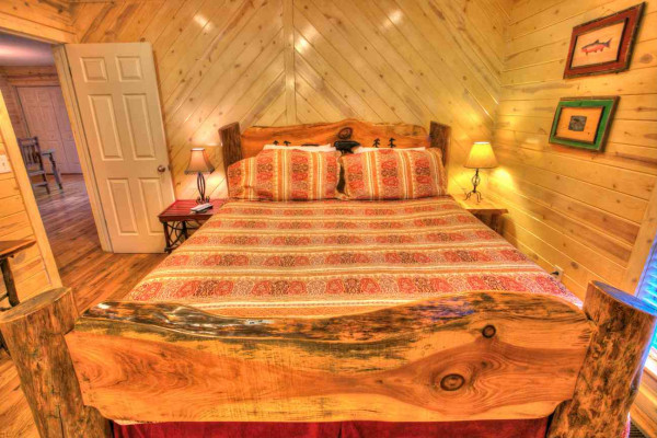 Moose Hollow - Bedroom