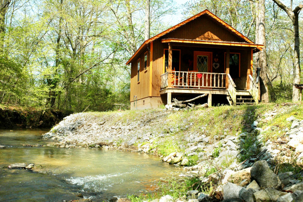 Creekside Cabin 7