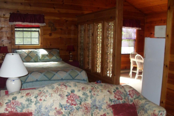 Family Cabin - Bed