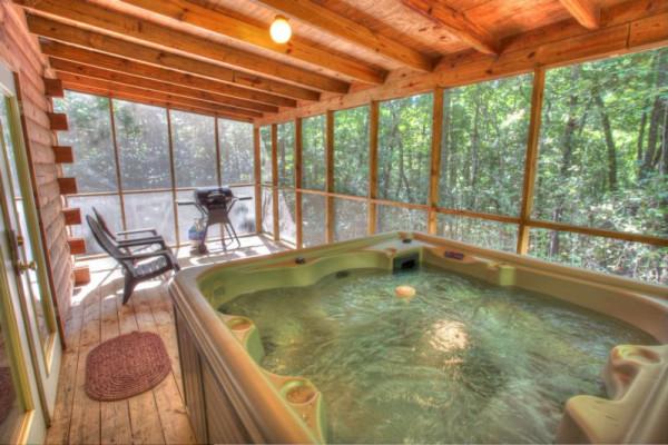 Love Bird - Hot Tub