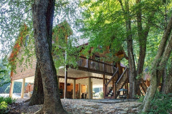River Haus Cabin