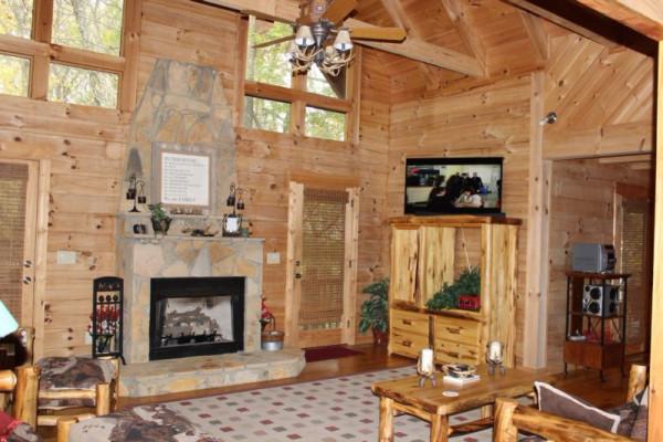 River Haus Living Room