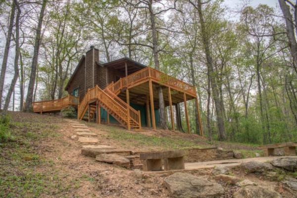 Amy's Creek Cabin