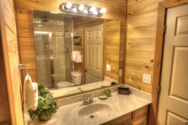Full Bathroom + Shower