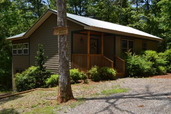 Georgia Peach Cabin