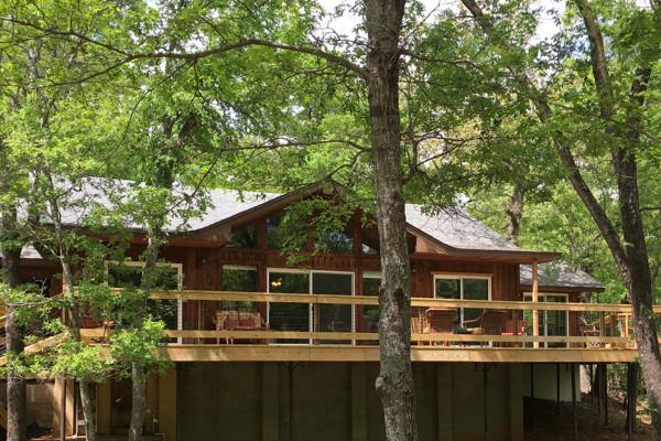 Woodland Breeze Cabin