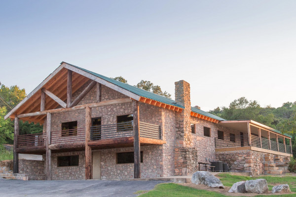 Book Dear Creek Lodge 5 Turner Falls Oklahoma All Cabins
