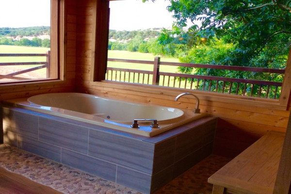 Book River Bend Treehouse Turner Falls Oklahoma All Cabins