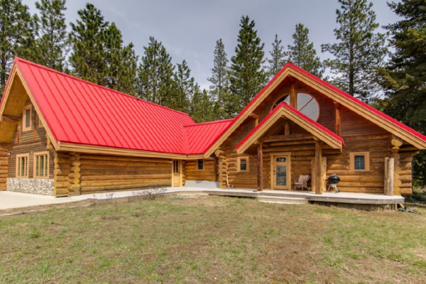 Leavenworth washington cabin rentals getaways all cabins for Leavenworth cabin rentals