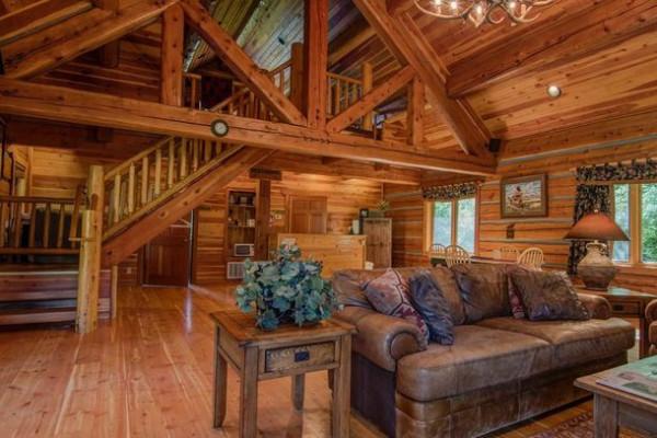 Book Log Cabin Leavenworth Washington All Cabins