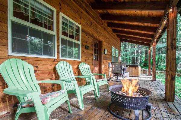 Book Chipmunk Lodge Leavenworth Washington All Cabins