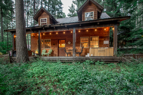 Leavenworth Washington Cabin Rentals Getaways All Cabins