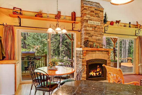 Book Round Top Ranch Leavenworth Washington All Cabins