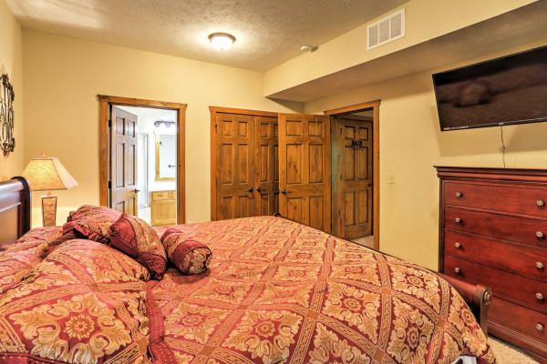Bedroom - Basement 1