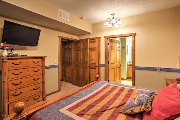 Bedroom - Basement 2