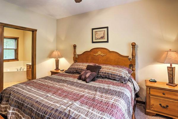 Bedroom - Main 1