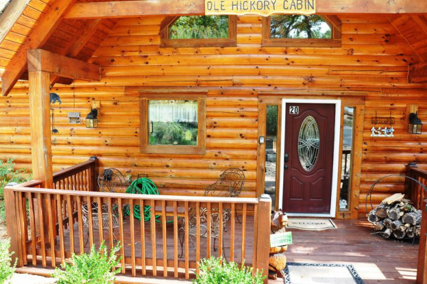 Book Ole Hickory Branson Missouri All Cabins