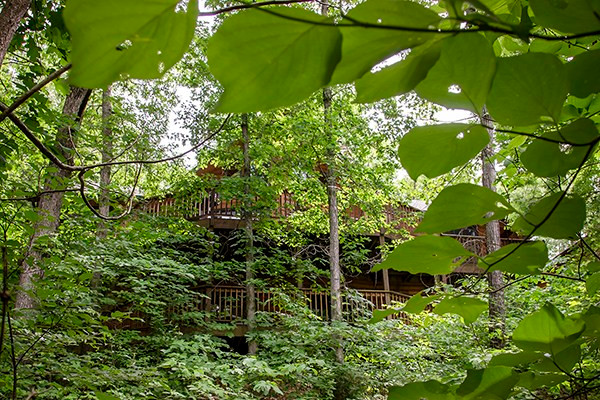 Book Hideaway Haven Branson Missouri All Cabins