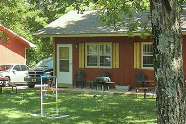 Book One Bedroom Twin Cottage Branson Missouri All Cabins