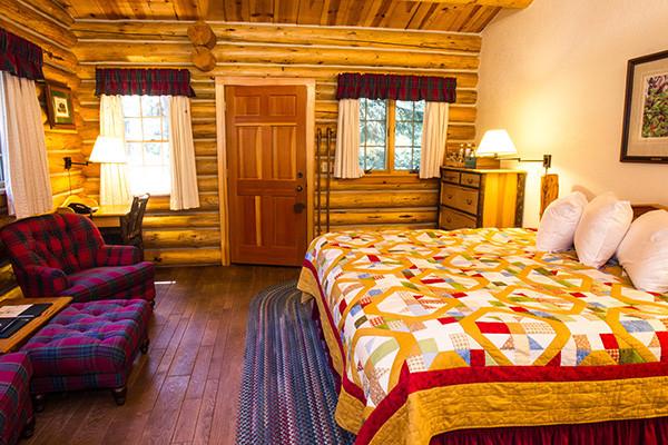 Jenny Lake Lodge Duplex Cabin - Grand Teton National Park