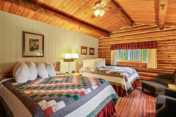 Jenny Lake Lodge Free Standing Cabin - Grand Teton National Park