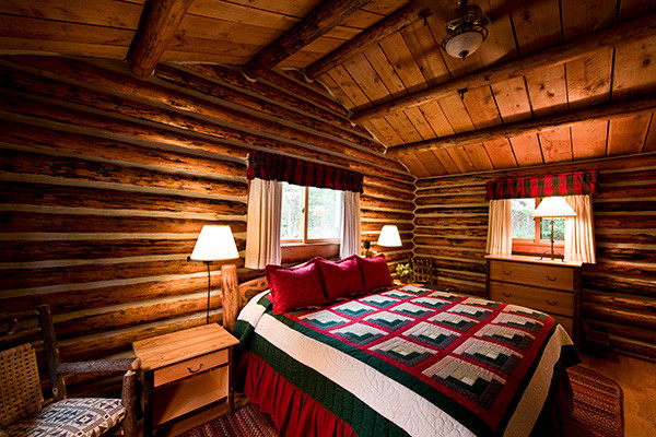 Jenny Lake Lodge Standard Cabin - Grand Teton National Park