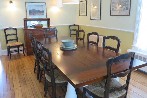 Dining Room - Seats 10-12